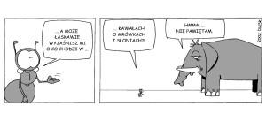 paski komiksowe, ilustracje, komiksy, rysunki, paski