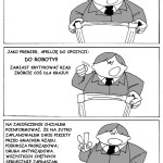 komiksy jednostronicowe
