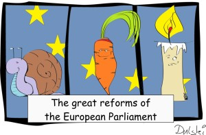 The great reforms of EP