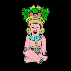 figurka mezoamerykańska
